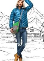 Super light warm leisure outdoor down jacket  lovers fashion winter