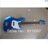 Skoal electric bass metallic blue commemorative models