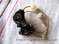 Bling bow hair accessory 0l