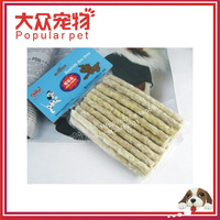 Self-shade molar nutrition vegetable sticks teeth cleaning rod 120g