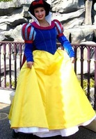 OISK Snow White Mascot Costume halloween cosplay costumes xmas party dress Christmas fantasy party costumes for women