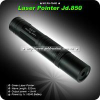 1 Set Laser Pointer Jd.850 5mw 532nm Green Laser Pointer Laser Pen Free 16340 Battery +Charger