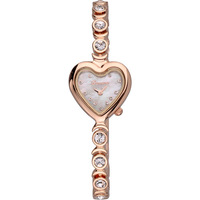 Davena bracelet watch romantic heart jewelry ladies watch fashion personalized rhinestone watch