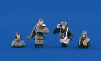 Min Order $ 40 USD (Mix in Grp 2) World War II Resin Action Figure  german tank resin