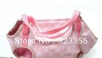 2013 Hot Sale Multi-function Pet Bag Lovely Dog Shoulder Slope Pulling Rope Cat Dog Handbag