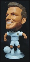 Spanish Primera Division Real Madrid  football Beckham fans souvenirs car decoration doll pocket dolls