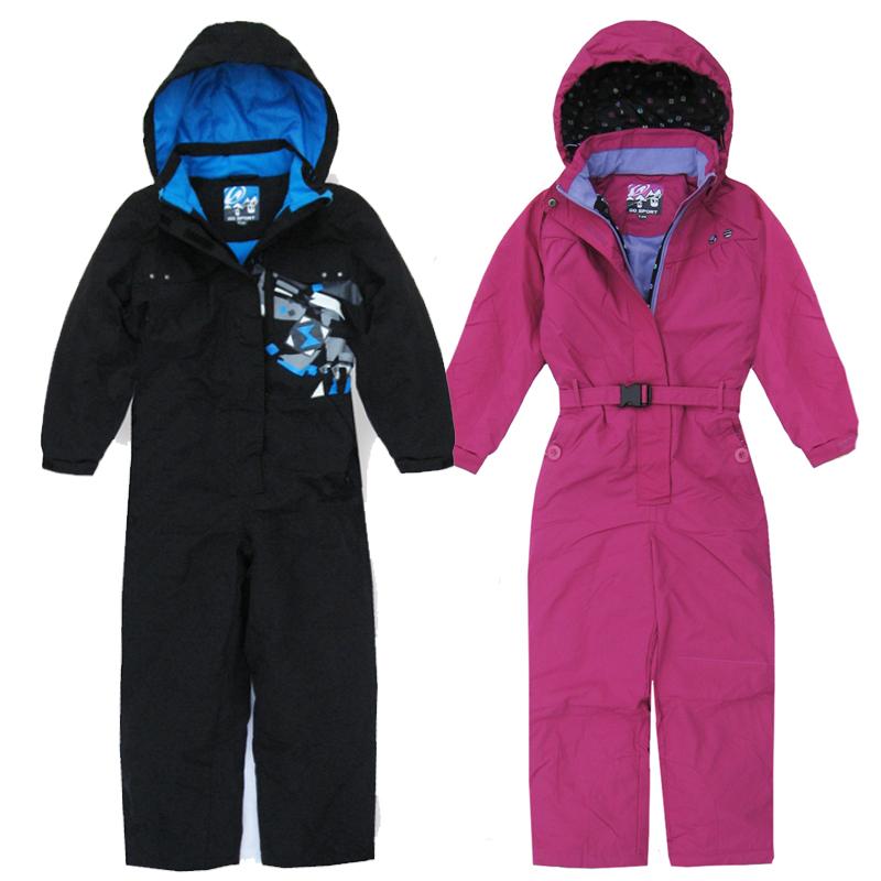 Adult Ski Suit 2