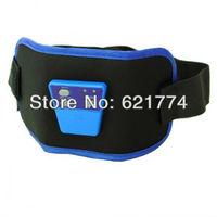Brand New Hot Selling Health Electronic Muscle Arm Leg Waist Massage Body Massager Belt Gift Wholesale Free Shipping