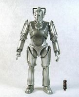 Free Shipping  Doctor Who Action Figure CYBERMAN Series 2 Collection DW65