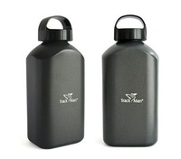 free shipping outdoor sports water bottle travel bottle aluminium alloy bottle vacuum cup 1000ml KC175