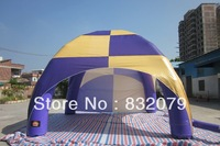 4*4m oxford cloth inflatable outdoor tent