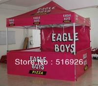 EZ UP folding tent 3x3m Custom Digital Printing