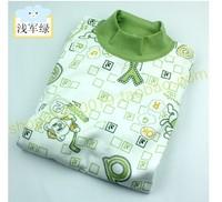 Free 100% cotton child underwear child cotton long Fashion 2013 Autumn and Winter Underwear Thermal Underwear For Children