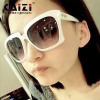 fashion star style big box female sunglasses driving large frame sunglasses Women trend vintage sunglasses