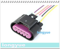 longyue factory sale 20pcs LS3 LS7 L99 5 Wire GM MAF Sensor Wiring Connector Pigtail GM Mass Air Flow 30cm wire