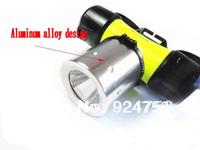 Free Shipping 1600LM Lumen CREE XM-L T6 LED Waterproof Diving Headlamp Headlight Torch Flashlight (18650/3XAAA)