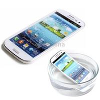 Polyurethane Material Ultra-thin Waterproof Dirtproof Skin for Samsung Galaxy S3 III i9300