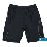compression tights base layer underwear shorts.cycling running football soccer.502 black grey