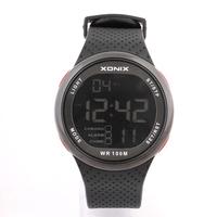 Xonix commercial multifunctional sports electronic watch outdoor waterproof mens watch male gj