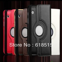High quality case 360 Degree Rotating case For Samsung Galaxy Tab 2 P3100 P3100 Case with Stand
