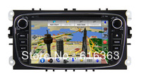 car audio dvd player with radio tv and gps navigation special for Ford Focus 2009