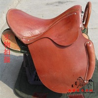 Saddle saddleries genuine leather saddle 95 saddle sub saddle