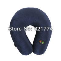 U Shape Electric Neck Massager Nap Pillow Massage Pillow Health Care Adjustable Pillow Gift