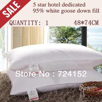 Zero Pressure Memory Pillow Neck Health  textile bedding 95% goose down down pillow white goose down pillow goose down 1 pillow