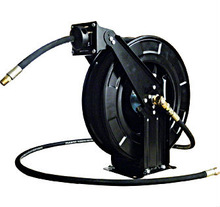 """1/2""""  15m  Automatic hose reel suitable for transfer oil,water,air and every type of fliuds. Garden hose reel(China (Mainland))"""