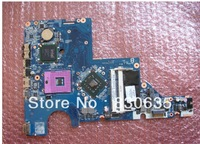 616449-001  laptop   motherboard  616449-001  QL40 CQ56 G56 G62 CQ62  7% off Sales promotion, FULL TESTED,