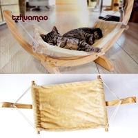 Huamao cat hammock cat furniture flannelet cat litter pet toy the cat mat pet bed Large