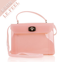 Phil mini bags 2013 women's handbag jelly bags candy color shoulder bag handbag beach bag