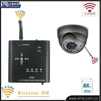 night vision camera, 4CH quad view, Support 32G SD card Motion Detection recording