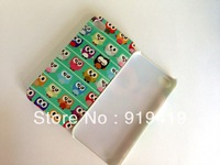 2013 NEW   NEW DESIGN  hard white case cover for ipone 4  4S +free shipping   AB051