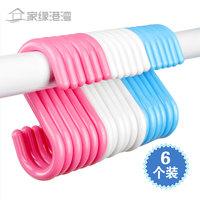 Plastic s Large s hook convenient hook superacids 6 bearing