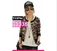 Women's new arrival unique 2010 cartoons coat