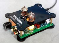BK 6J1 x2 HiFi stereo tube valve Preamp Preamplifier amplifier inclu PSU 110V/220V