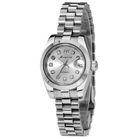 Monyoung stainless steel automatic mechanical watch personalized women's lady watch
