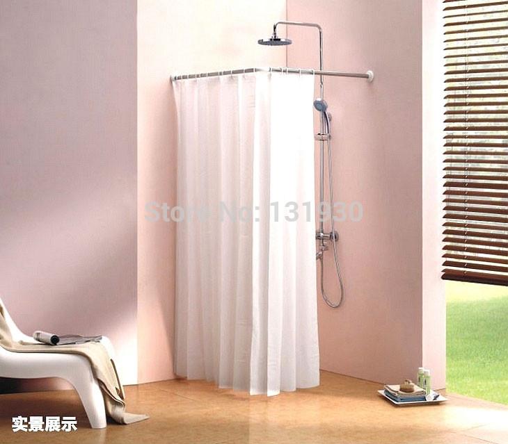 Niñas ducha cortina, lunares, cortina de ducha rosa,