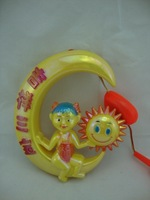S902 music flash cartoon jubilance plastic toys portable lantern