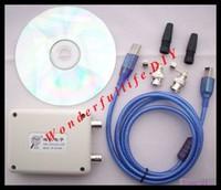 Free shipping MINI 8k sample rate 2 Channel PC Computer Digital Storage USB oscilloscope