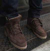 High-top shoes male skateboarding shoes martin boots popular men's fashion shoes platform shoes