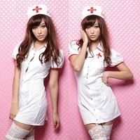 Cosplay sexy nursing uniforms temptation ds costume