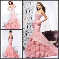 Ultimate luxury crystal formal dress formal dress toast the bride married formal dress evening dress xj6069897