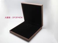 Necklace high-grade ring box Korea box bracelets bracelets princess European jewelry box  19CM*20CM*4CM