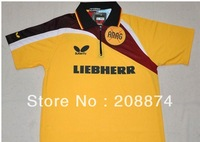 Wholesale uniform Butterfly / professional table tennis Wear T-shirts