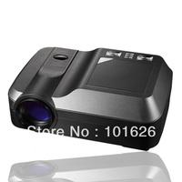 KSD-538 HD DVD Projector BEST NEW HD Home Theater Multimedia LCD Projector 1080-HDMI TV Theater Support USB AV Port Movie TV DVD