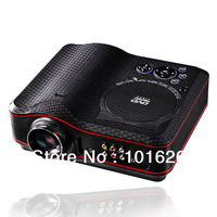 KSD-388HD DVD Projector BEST NEW HD Home Theater Multimedia LCD USB/SD/game projector support 3D and video game free shippng