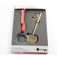 H3#R Bottle Openers Key Shape Bottle Opener Steel Bronze Keychain Bottle Opener