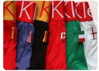 10pcs/set Men's Underwear  Briefs Modal Underwear Flag Pants Man Underwear  U04